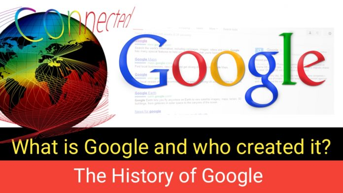 What is Google and who created it? | The History of Google.Search