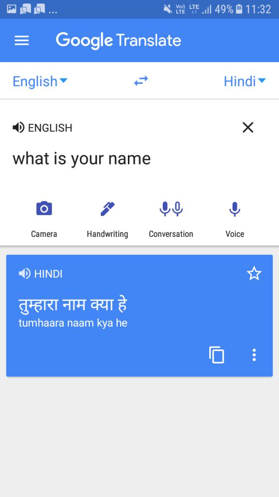 The Secret of GOOGLE TRANSLATE: google translate app.GOOGLE