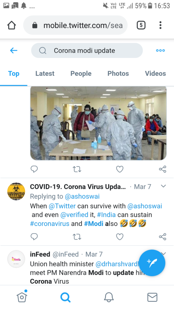 Coronavirus Updates: PM Modi spoke to Uddhav Thackeray.Maharashtra