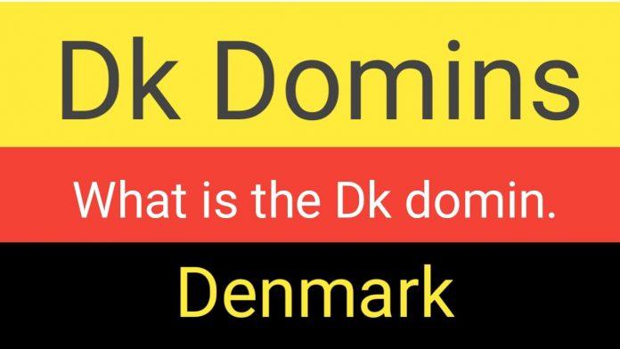 DK Domains: what is the DK domain. Denmark