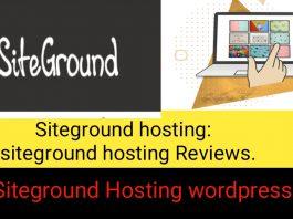 Siteground hosting: siteground hosting Reviews.Siteground Hosting