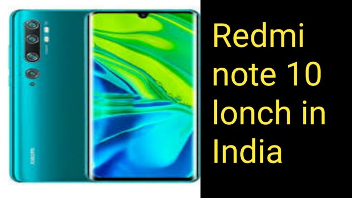 Redmi Note 10Note 10 Pro launch date in India leaked on Amazon
